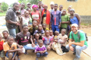 Cover photo for NC State Extension in Guinea: A Volunteer Experience