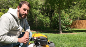 Cover photo for Learn to Grow: Spring Lawn Mower Maintenance