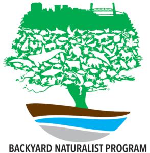 Backyard Naturalist Program logo