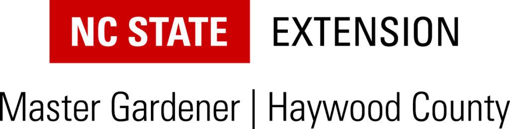 Master Gardener volunteer sof Haywood County logo image